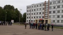 Учебные сборы в Наро-ФоминскеУчебные сборы в Наро-Фоминске. День1