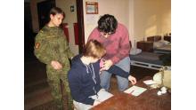 военно-медицинская подготовка